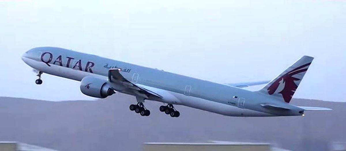 اولین پرواز تجاری بینالمللی از فرودگاه کابل انجام شد