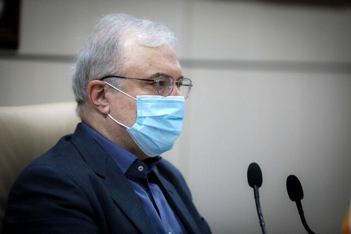 استعفای وزیر بهداشت، شایعه است