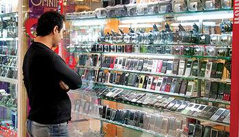 کاهش تقاضا در بازار موبایل
