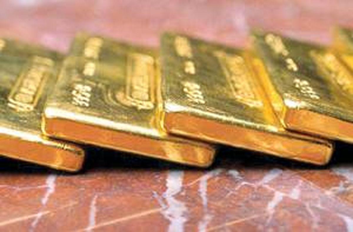 قیمت اونس طلا رشد کرد