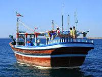 صیادی کشتیهای چینی در آبهای ایران صحت ندارد