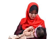 معجزات شیر مادر
