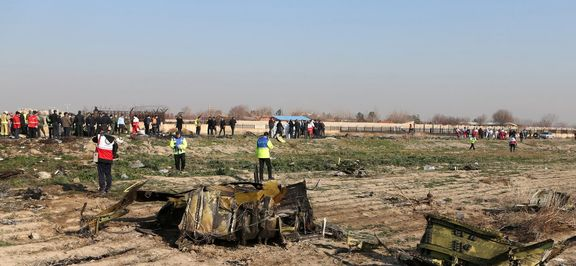 جعبه سیاه هواپیمای اوکراینی هنوز در ایران است
