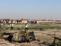 بازدید تخصصی کارشناسان کانادایی از محل سقوط هواپیمای اکراینی