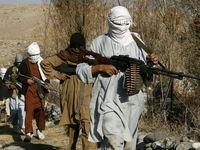 خودروی تروریستهای آمریکایی در قندهار منهدم شد