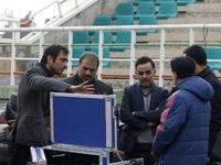 VAR در ایران تست شد +عکس