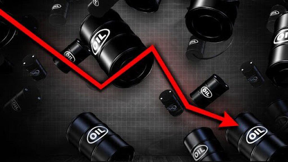 سقوط قیمت نفت از بالاترین سطح شش هفته اخیر / غلبه نگرانیها از وضعیت هند بر بازار