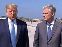 ترامپ: گزینههای زیادی درباره ایران داریم