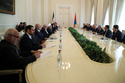 ایران به دنبال توسعه روابط با کشورهای عضو اوراسیا با هدف تجارت آزاد است