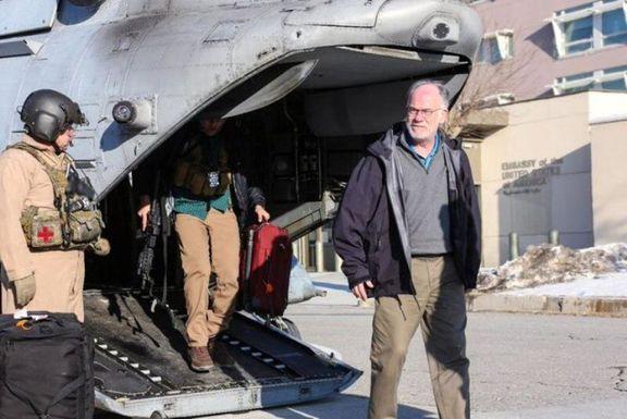 سفیر جدید آمریکا در کابل: هیجان زدهام
