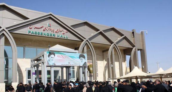 مرز مهران همچنان برای تردد مسافران ایرانی بسته است