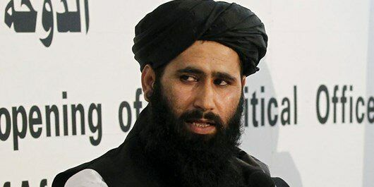 سخنگوی طالبان سفر هیاتی از این گروه به ایران را تایید کرد