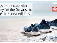 تولید کفش از زبالههای دریا توسط آدیداس +فیلم