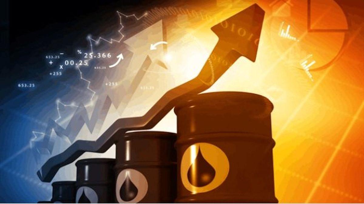 قیمت نفت مجدد صعودی شد