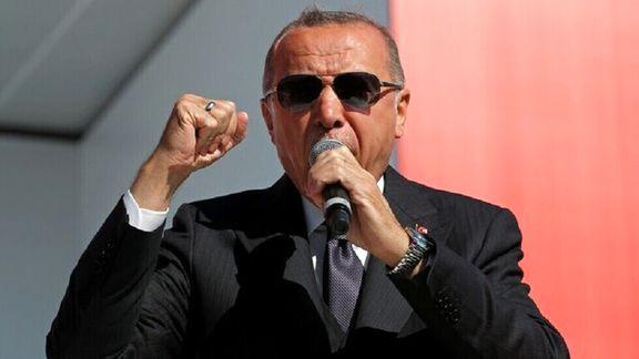 اردوغان ادعای غلبه فوری بر کرونا را کرد