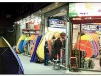 سیطره تولیدکنندگان چینی بر بازار لوازم سفر