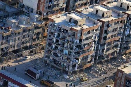 تعداد مصدومان زلزله به ۹۳۸۸نفر رسید