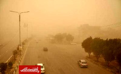 وزش باد شدید در تهران تا کی ادامه دارد؟