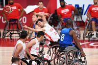 دومین شکست تیم بسکتبال با ویلچر ایران در پارالمپیک رقم خورد