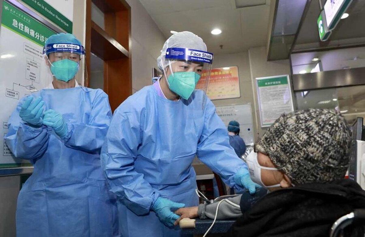 آمار جان باختگان کرونا در چین تک رقمی شد