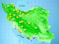 گرمترین و خنکترین نقاط کشور کجاست؟
