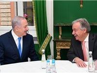 نتانیاهو: نمیگذاریم ایران در سوریه قدرت بگیرد