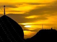مسجد جمکران در آستانه نیمه شعبان +تصاویر