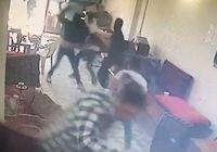دستگیری عوامل حمله به یک قهوه خانه در بابل +فیلم