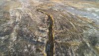 رودخانههای خشک شده نیشابور +عکس