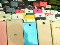 قیمت تلفن همراه در بازار کاهش یافت