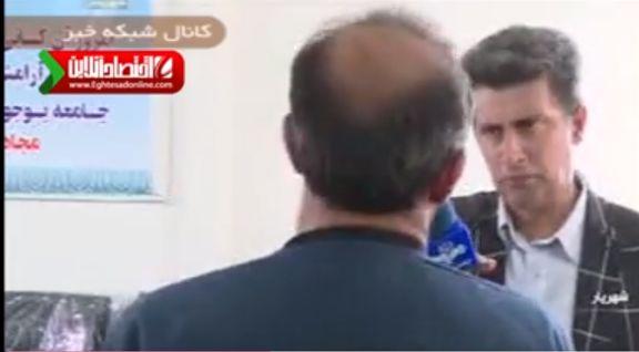 جاعل اسناد و مدارک هویتی در غرب استان تهران دستگیر شد +فیلم