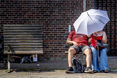 گرمای هوا در اروپا رکورد شکست