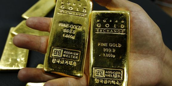 کاهش قیمت طلا و سکه در آخرین روز هفته