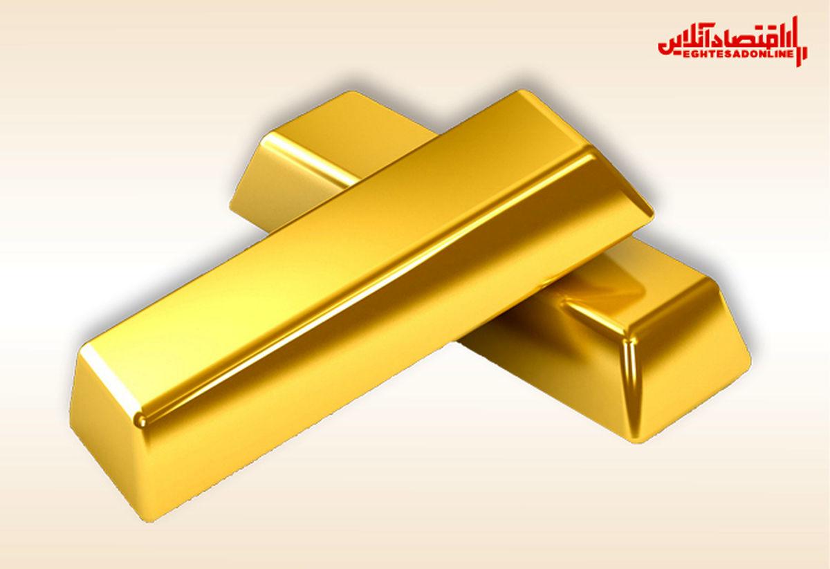 چرا صعود طلا متوقف شد؟/ نگاهی به روند قیمت طلا در هفته جدید معاملاتی