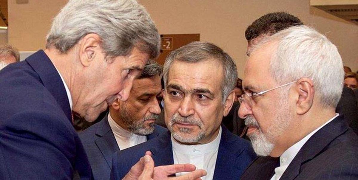واکنش آمریکا نسبت به انتقال اطلاعات توسط کری به ظریف