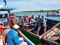 جسد 60 تن دیگر در دریاچه ویکتوریا پیدا شد
