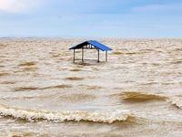 غرق شدن پیرمرد ۶۵ساله در دریاچه ارومیه