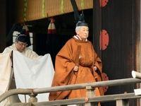 مراسم تغییر امپراتوری در ژاپن +فیلم