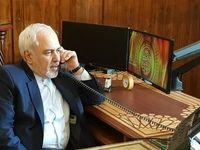گفتوگوی تلفنی وزرای خارجه ایران و فرانسه