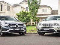 رشد ۱۲ درصدی فروش خودروهای لوکس مرسدس بنز