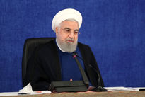 روحانی:ملت ایران در مقابل مشکلات ایستادگی خواهد کرد