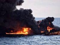 بررسی علت حادثه نفتکش سانچی یک ماه زمان میبرد