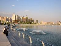 آغاز فرآیند آبگیری دریاچه شهدای خلیج فارس