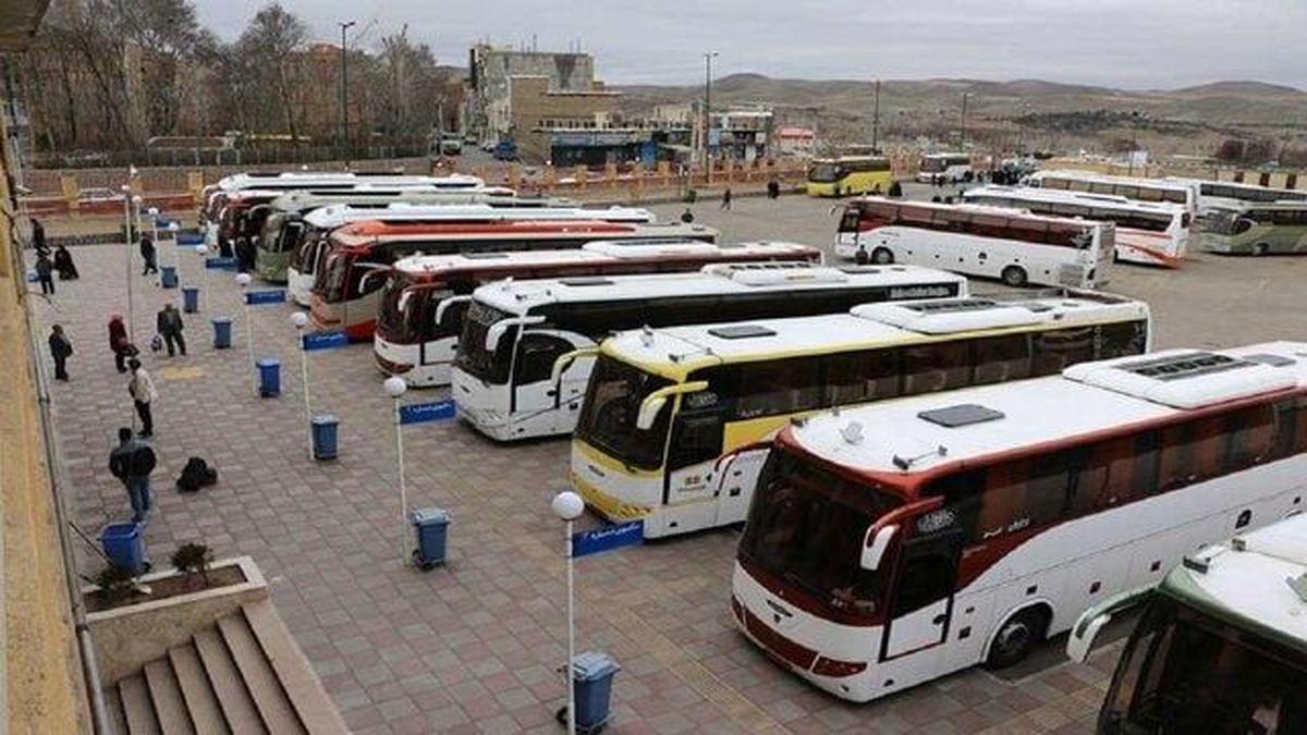 جزئیات سفر به شهرهای قرمز با حملونقل عمومی