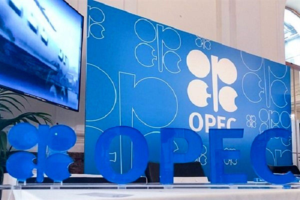 تولید نفت اوپک ۴۶۰ هزار بشکه در روز کاهش یافت