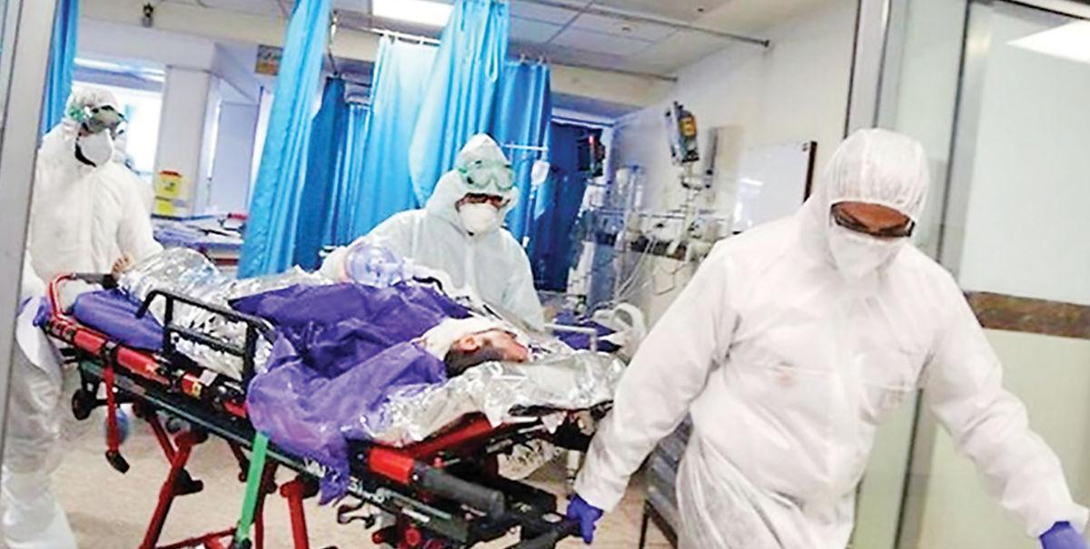 آخرین وضعیت تهران در موج پنجم کرونا