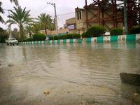 سیل در سیستان و بلوچستان +عکس