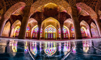 مسجد ایرانی، زیباترین مسجد جهان شد +عکس