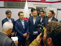 افتتاح صندوق امانات الکترونیک بانک ملت در خراسان رضوی