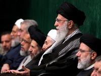 اولین شب مراسم عزاداری حضرت اباعبدالله الحسین (ع) +تصاویر